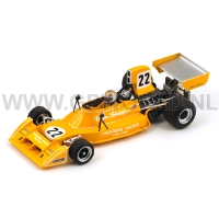 1974 Vern Schuppan | Belgian GP