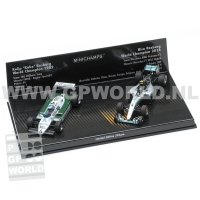Set Nico / Keke Rosberg