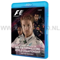 Blu-Ray F1 review 2016
