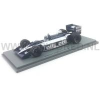 1986 Riccardo Patrese | Monaco GP