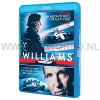 Blu Ray Williams F1