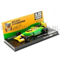 1992 Michael Schumacher | Spa