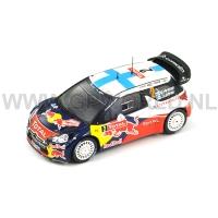 2012 Citroen DS3 WRC #2