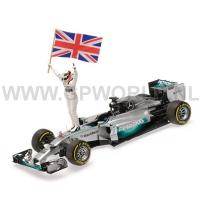 2014 Lewis Hamilton | Abu Dhabi