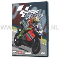 DVD MotoGP review 2002
