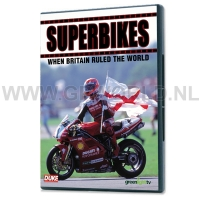 DVD Superbikes when Britain Ruled the World