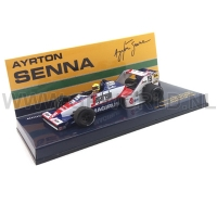 1984 Ayrton Senna | Brazil