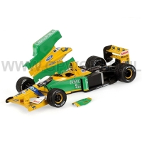 1992 Michael Schumacher