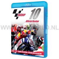 Blu-Ray + DVD MotoGP Review 2010