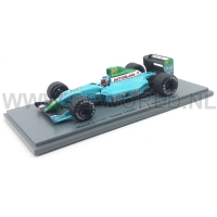 1990 Ivan Capelli | French GP