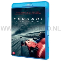 Blu Ray Race to Immortality Ferrari