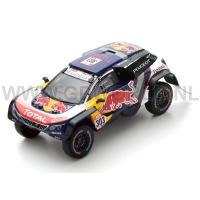 2018 Peugeot 3008 DKR Maxi #303