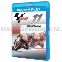 Blu-Ray + DVD MotoGP Review 2011