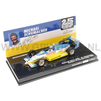 1989 Michael Schumacher   F3