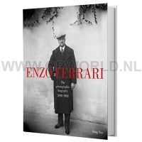 Enzo Ferrari: The photographic biography