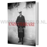 Enzo Ferrari: The photographic biography