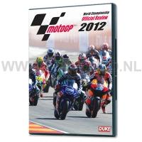 DVD MotoGP Review 2012