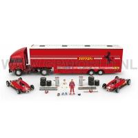 1982 Ferrari transporter set