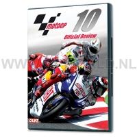 DVD MotoGP Review 2010