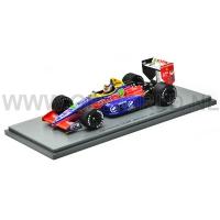 1988 Philippe Alliot   Monaco GP
