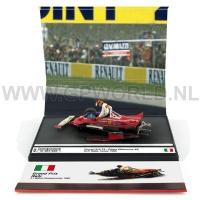 1980 Gilles Villeneuve | Italy