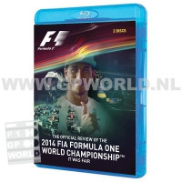 Blu-Ray F1 review 2014