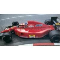1991 Jean Alesi | Monaco GP