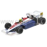1984 Ayrton Senna
