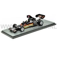 1976 Tom Pryce   Brazilian GP
