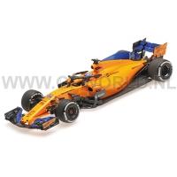 2018 Fernando Alonso