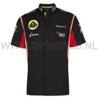 2013 Lotus F1 Team Shirt