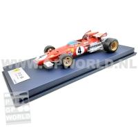 1970 Clay Regazzoni | Italy