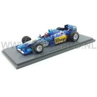 1995 Johnny Herbert | British GP