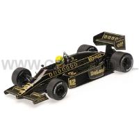 1986 Ayrton Senna