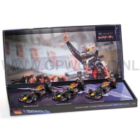 Sebastian Vettel | 3 car set