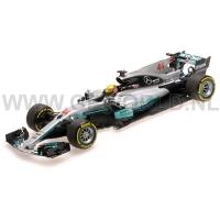 2017 Lewis Hamilton