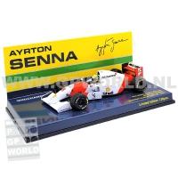 1993 Ayrton Senna   Donington