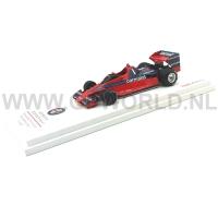 1978 Niki Lauda #1 | Monaco GP