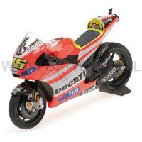 2011 Valentino Rossi | Ducati GP 11.2