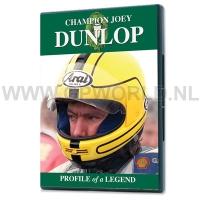 DVD Champion Joey Dunlop