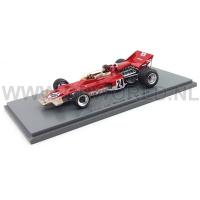 1970 Emerson Fittipaldi | US GP