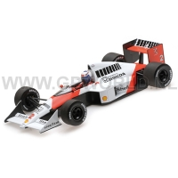 1989 Alain Prost | World Champion