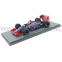 1987 Philippe Alliot   Monaco GP
