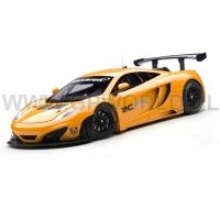 McLaren MP4/12C HT3 | presentation