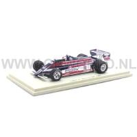 1980 Mario Andretti | Monaco