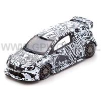 Volkswagen polo WRC testcar