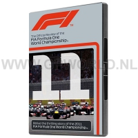 DVD F1 review 2011