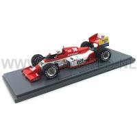 1985 Christian Danner | Belgium GP