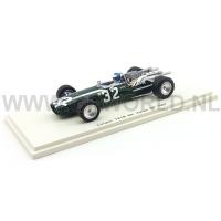 1967 Jacky Ickx | Italian GP
