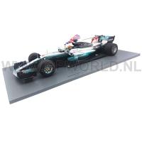 2017 Lewis Hamilton   World Champion